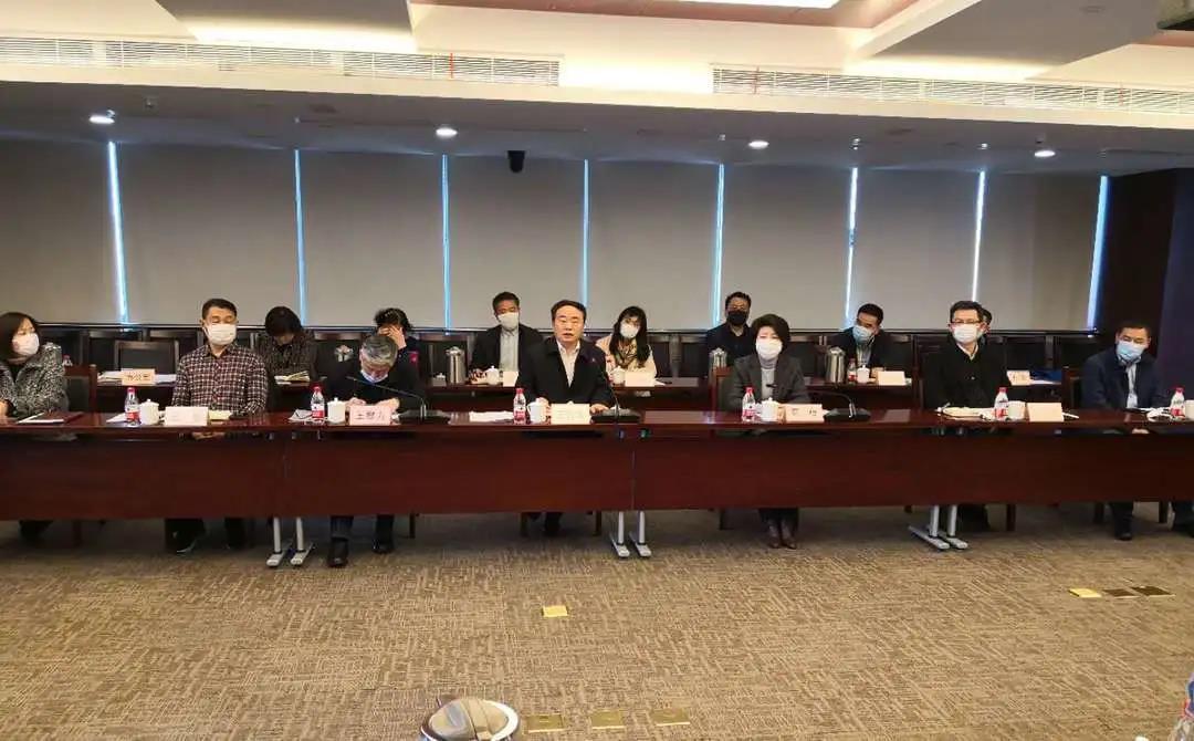 上海市民族宗教局召开市级团体负责人工作会议(图)