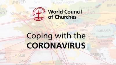 世界卫生组织与教会领袖合作探讨应对冠状病毒全球传播的危机(图)