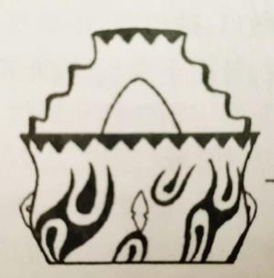 """吐鲁番出土的距今2500年的""""萨满巫师""""(图)"""
