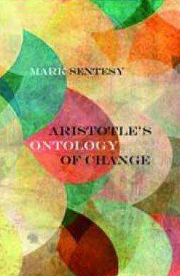 美国西北大学出版社将出版新书《亚里士多德关于变化的本体论》(Aristotle's Ontology of Change)(图)