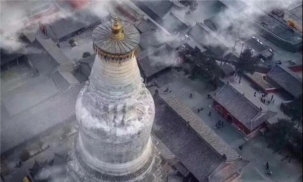 五台山碧山寺严正声明(图)