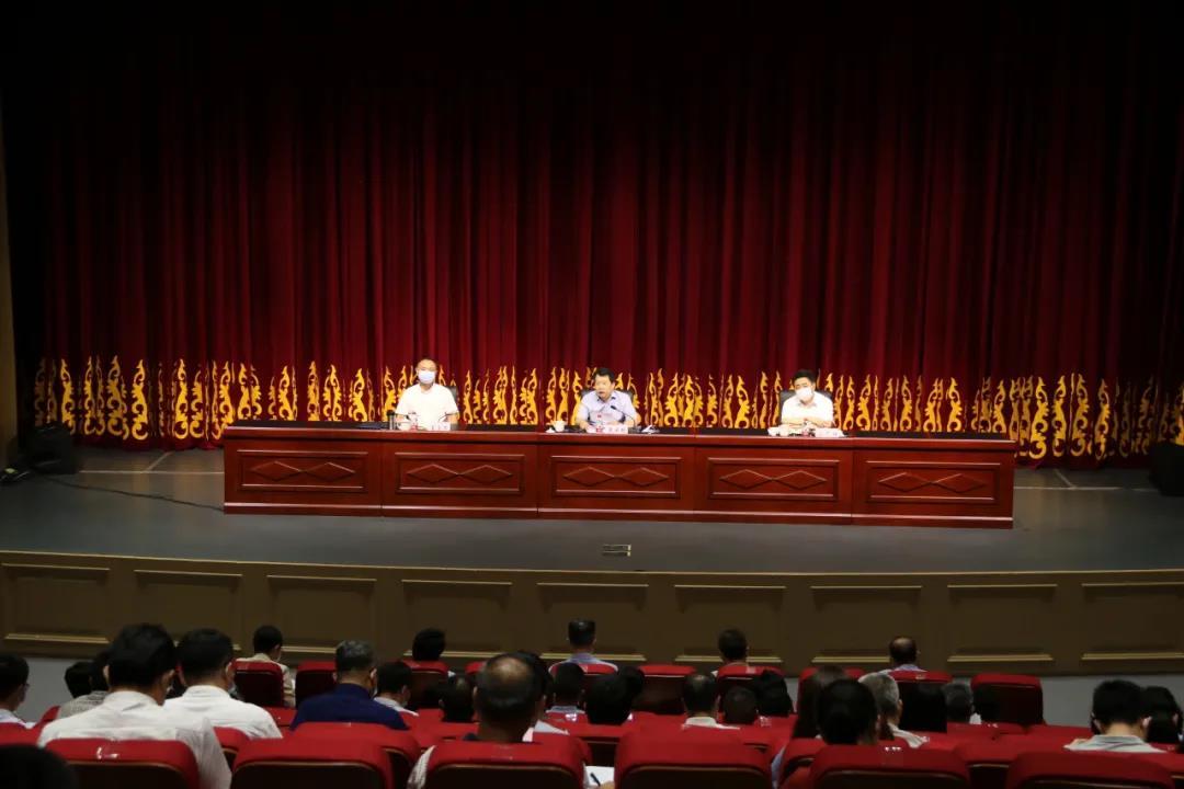 天津市委统战部、市民族宗教委召开《天津市宗教事务条例》宣传贯彻推动会(图)