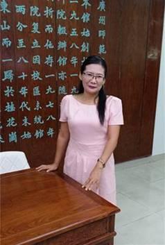 广州大学马克思主义学院硕士生导师张雪娇教授(图)