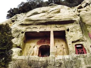 天龙山石窟:中国石窟艺术转变时期的代表作(图)