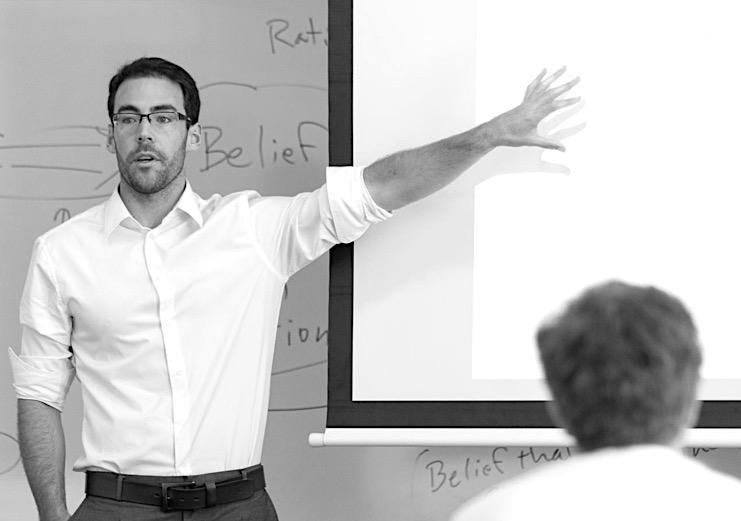 南京大学哲学系青年哲学家工作坊 | 诺丁汉大学助理教授Michael Hannon:怀疑论、可谬论和理性评估(图)