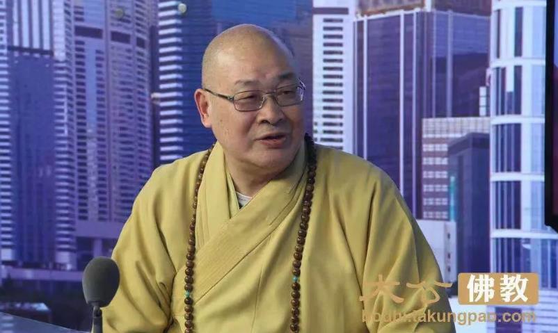 全国人大代表圣辉法师:提升中国文化软实力,佛教不能缺位(图)
