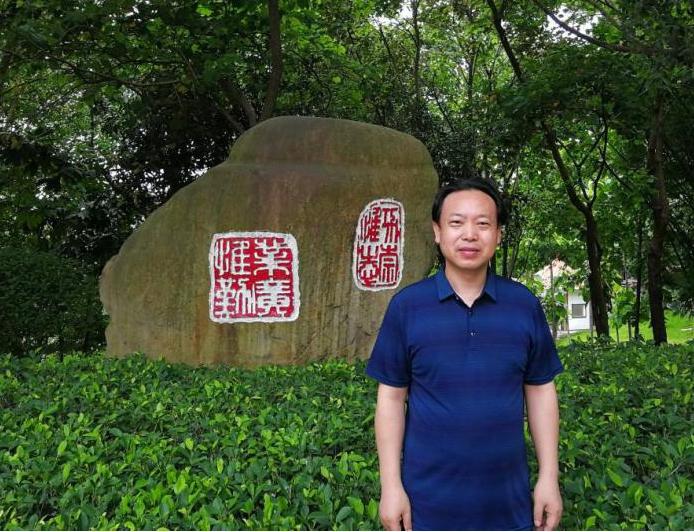 梧州学院马克思主义学院张文俊副教授(图)